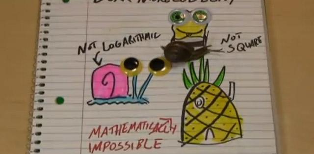 Weeer lebt in 'ner Ananas ganz tief im Meer? NIEMAND!!1