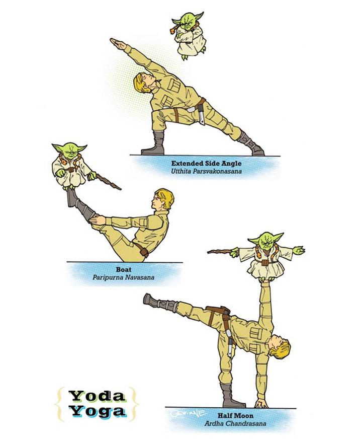 Yoga machen, du musst!
