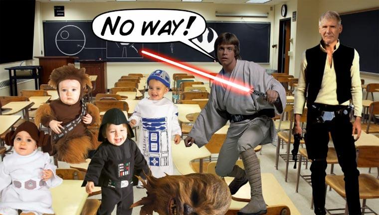 Star Wars Episode VII nach Patton Oswalt