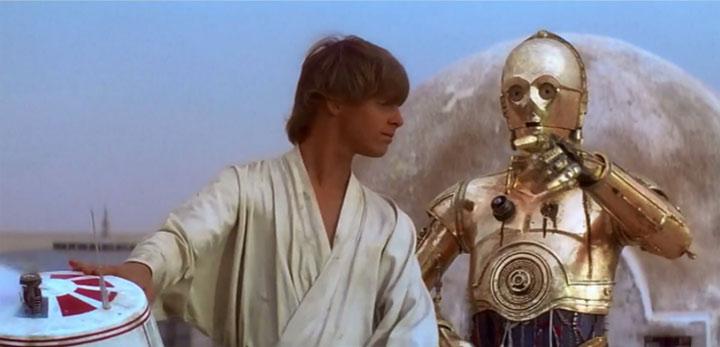 Call Me Maybe aus Star Wars-Schnipseln