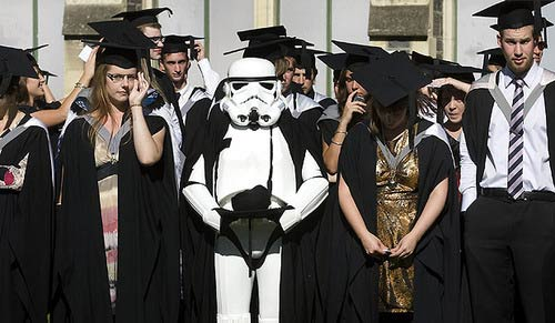 Star Wars Graduation