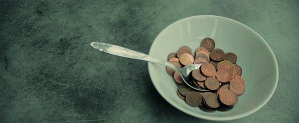 Das Stopmotion-Leben von Münzen