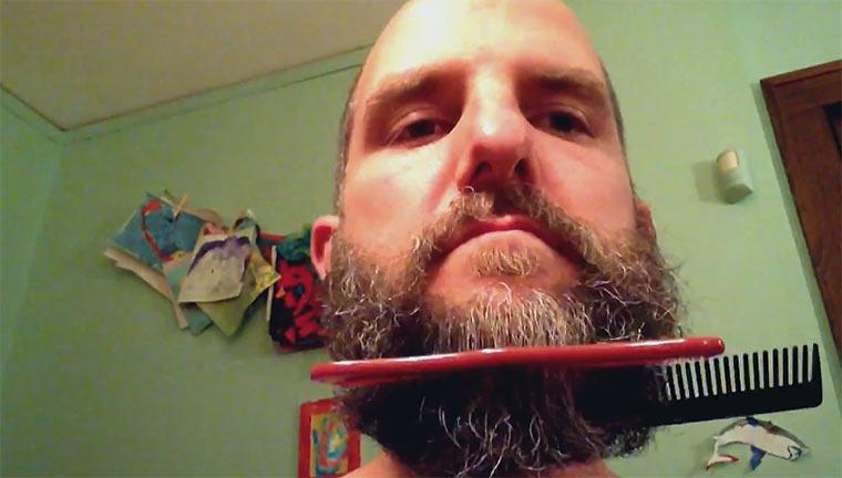 Stopmotion: der magische Bart