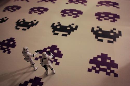Stormtroopers im Alltag