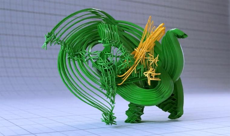 Street Fighter Motion Sculptures