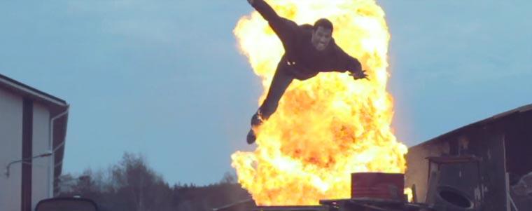 Stuntman Eos