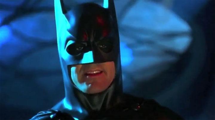Supercut: I'm Batman