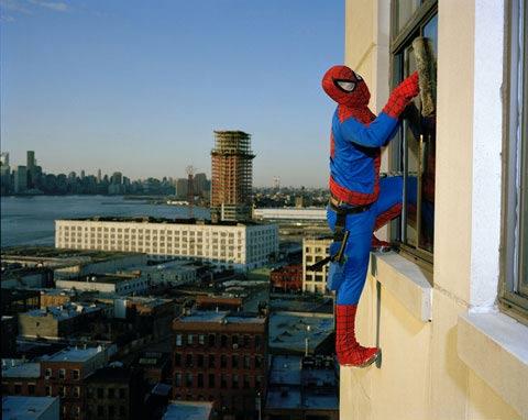 Superhelden im Nebenjob