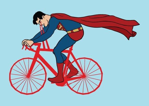 Film- und Superhelden-Fahrräder