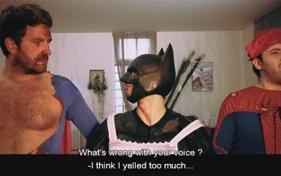 superherohangover