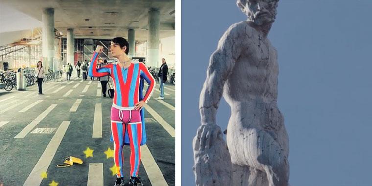 Was Superman und Venedig gemeinsam haben