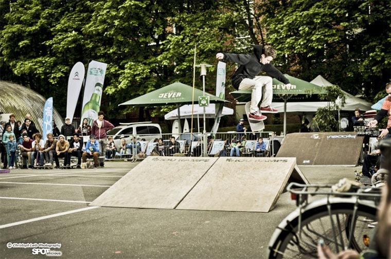 Für ganz Schnelle: Surf & Skate Festival München