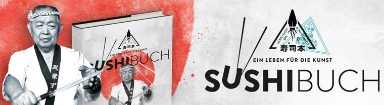 Crowdfunding: Sushi Buch
