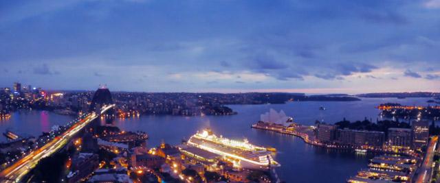 Tiltshift/Timelapse: Sydney rund ums Opernhaus
