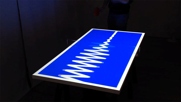 Audiovisuelles Experiment: Beat Match