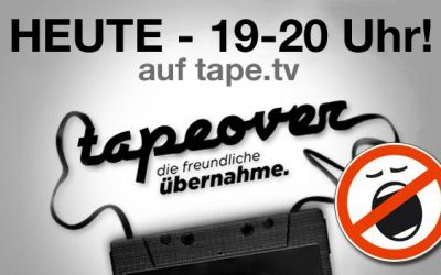 tapeover_lwdn_heute