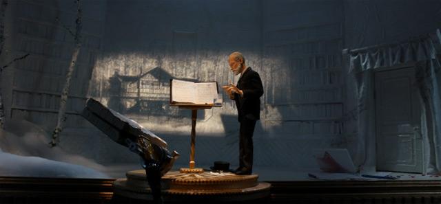 Tchaikovsky Dirigenten-Timelapse