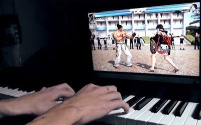 tekken-piano