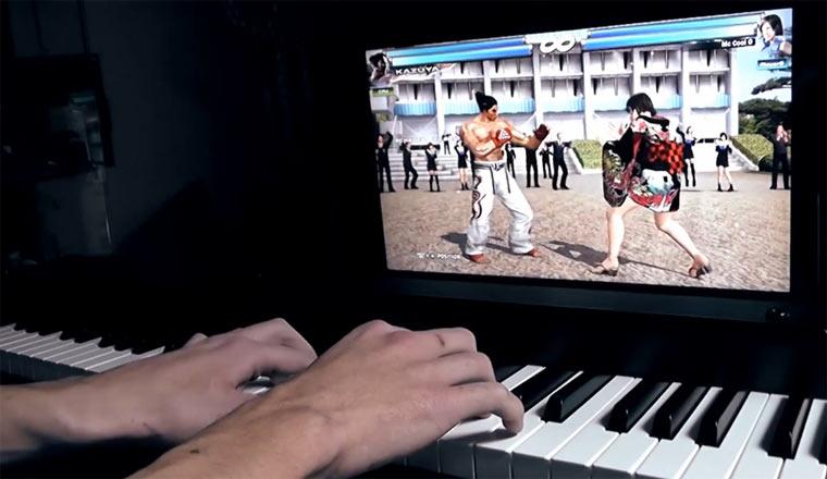 Tekken auf dem Keyboard spielen