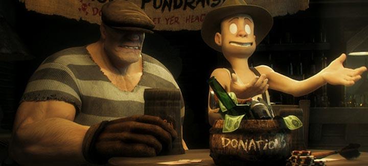 "Kickstarter für Animationsstreifen ""The Goon"""