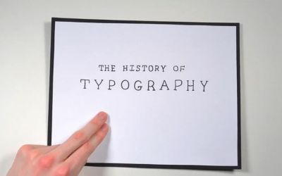 the_history_of_typography