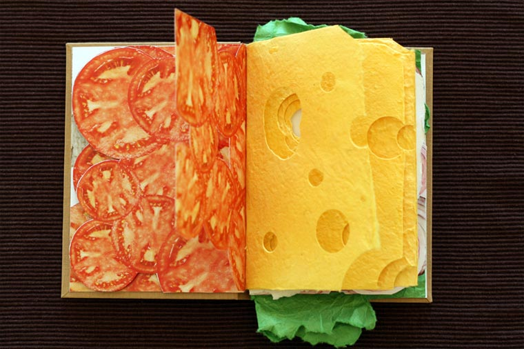 The Sandwich Book