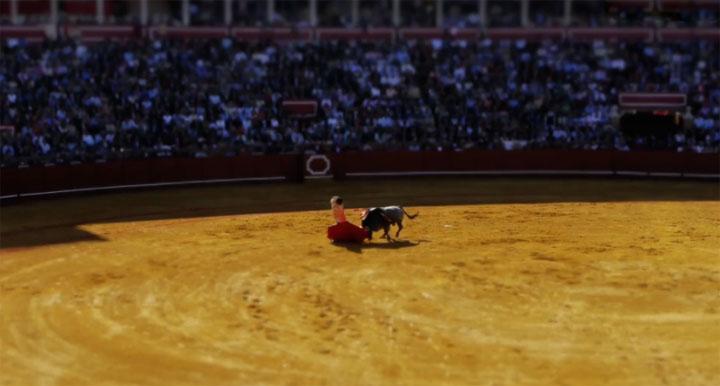 Tilt-Shift: Viva España