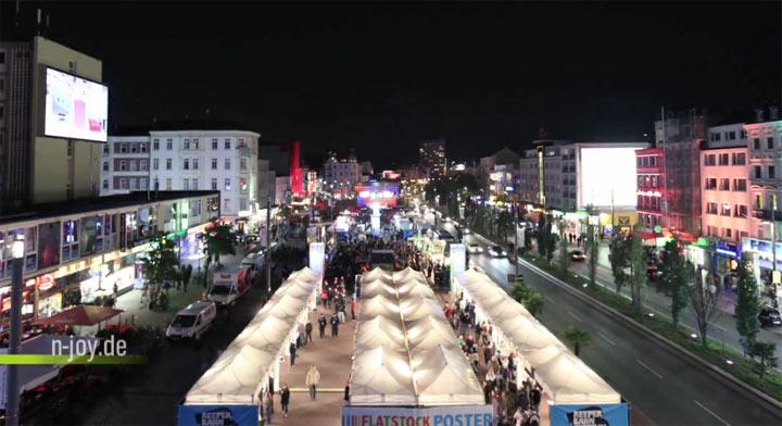 Timelapse: Reeperbahn Festival 2012