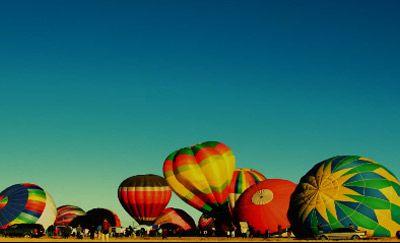 timelapsehotairballoons