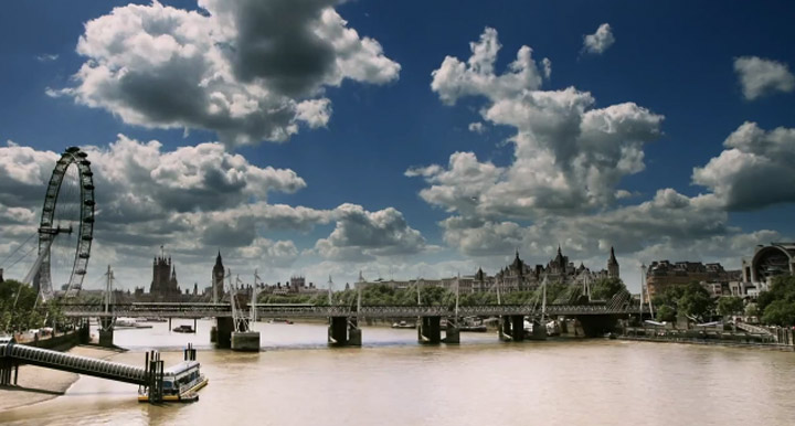 Timeless: London Timelapse