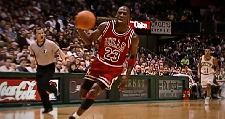 Michael Jordan: Top 50-Moves