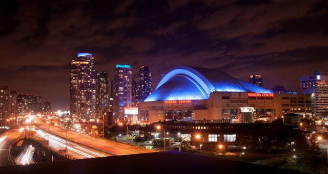 Timelapse: Toronto Tempo