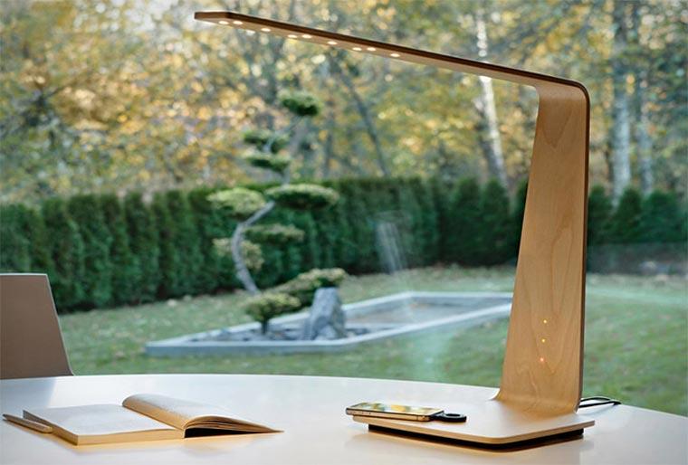 Style & Funktion vereint: Tunto Powerkiss Lampe