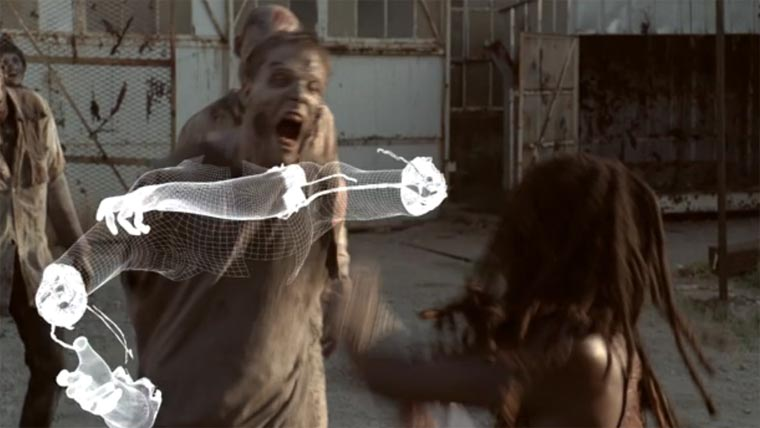 The Walking Dead Season 3 Visual Effects Reel