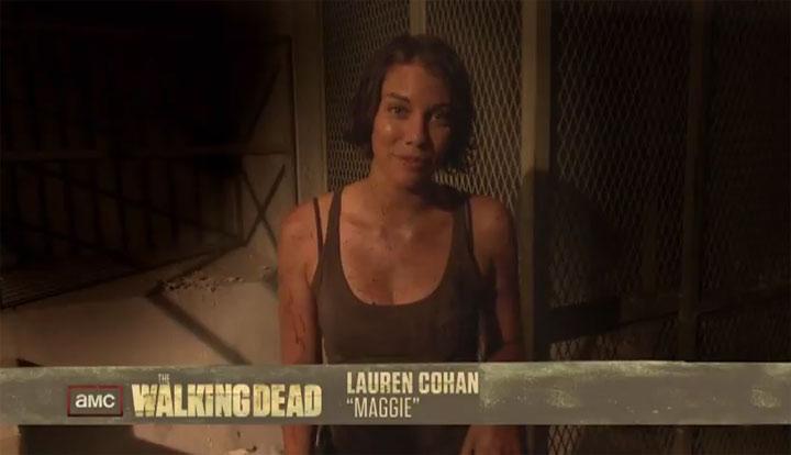 The Walking Dead Season 3 Sneak Peek