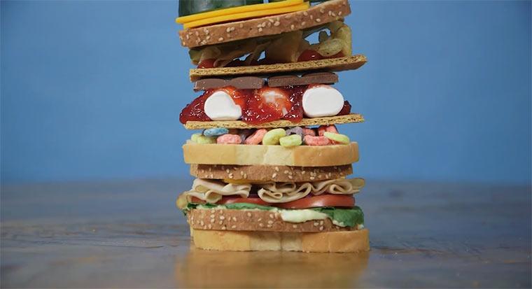 Was ist ein Sandwich?