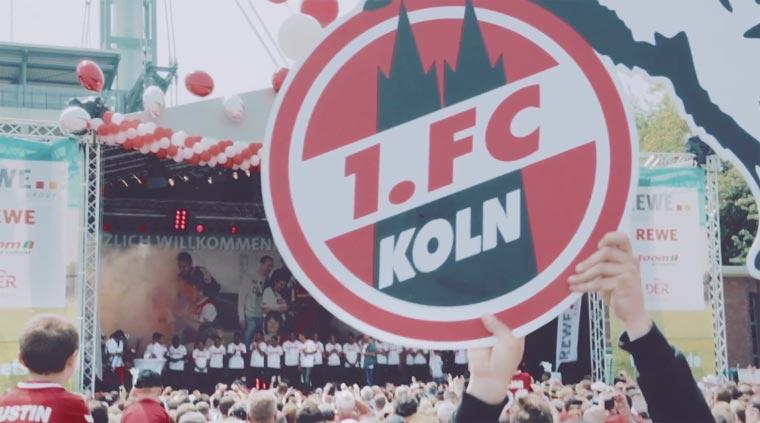 Fortuna Düsseldorf klaut Koln die Punkte