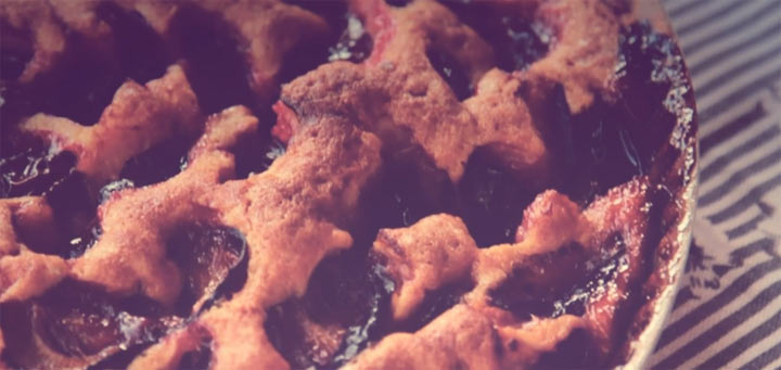 Food Porn: Wir machen einen Pflaumenkuchen