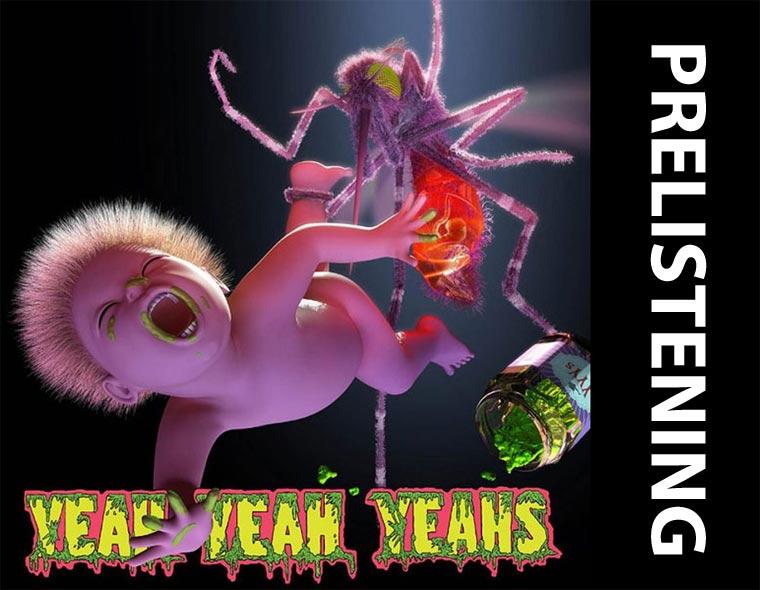 Album-Prelistening: Yeah Yeah Yeahs – Mosquito