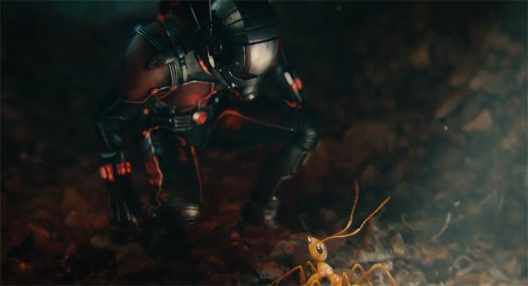 Trailer: Ant-Man Ant-Man