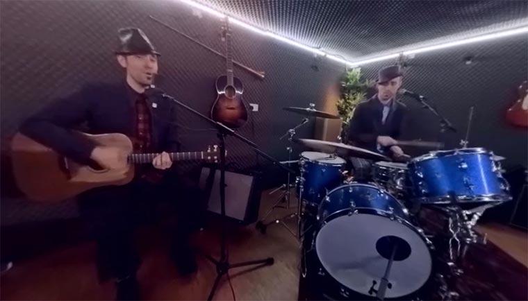 1 Mann, 4 Instrumente, 360 Grad Charlie-Winston-Truth