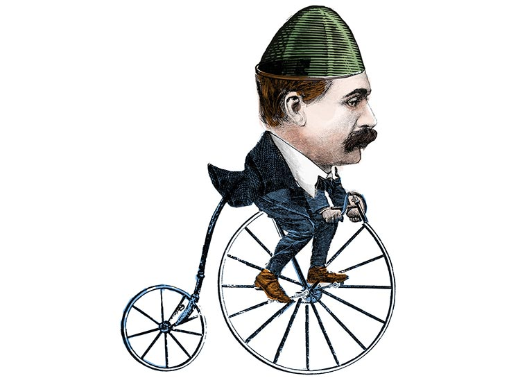 Event-Tipp: Hendrick's Impractical Bicycle Share
