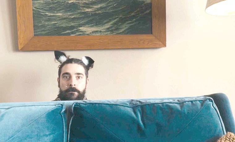 Wenn Menschen wie Katzen wären Human-cat-compilation