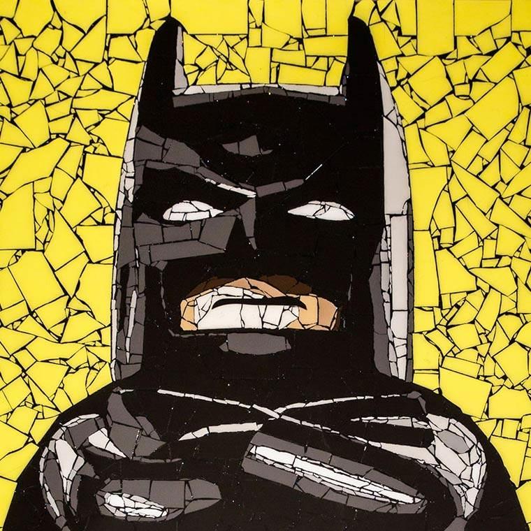 Superhelden-Mosaike Jason_Dussault_01