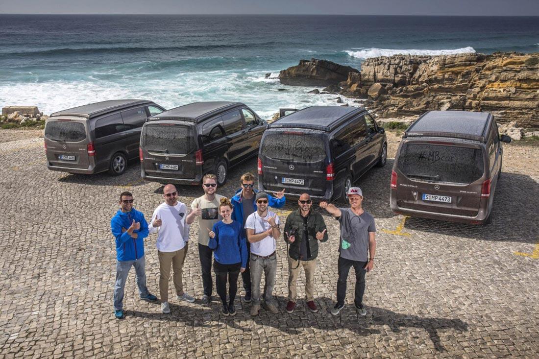 Blogger und das echte Surfen