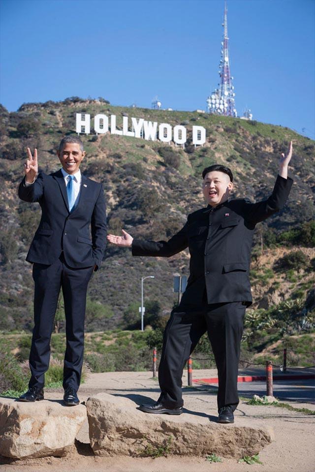 Wenn ein Obama-Imitator auf einen Kim Jong Un-Imitator trifft Obama-kim-jong-un_06