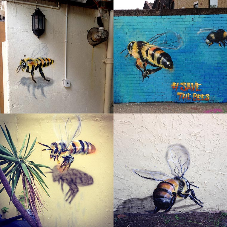 Bienen Street Art Save-The-Bees_05