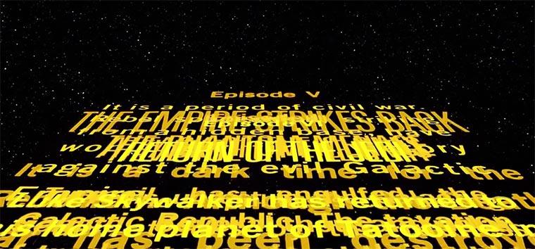 Alle Star Wars-Filme gleichzeitig Star-Wars-Wars