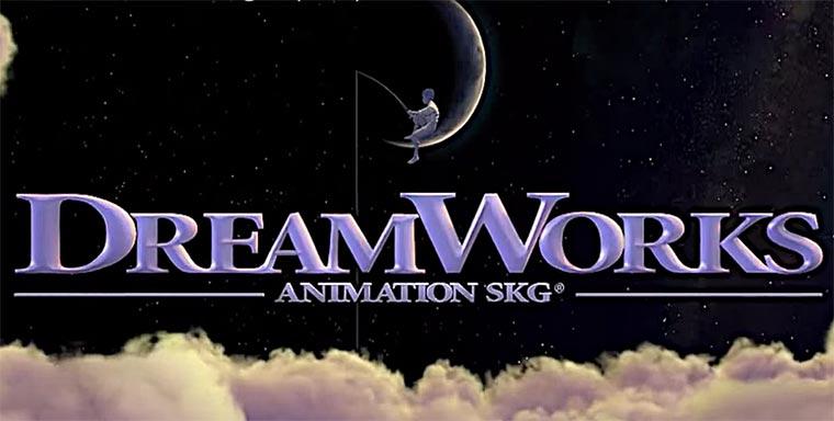 Alle Dreamworks Logo-Varianten