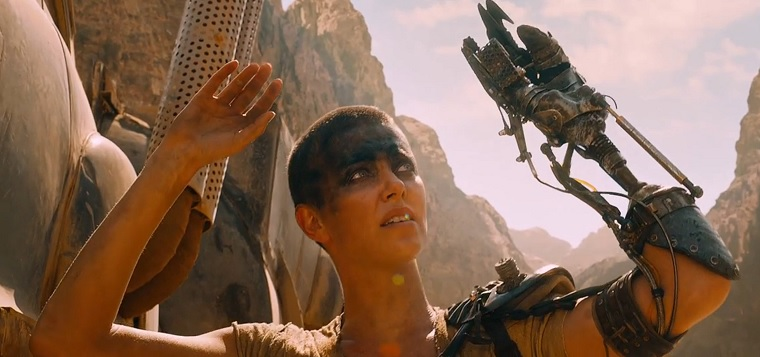 Finaler Mad Max: Fury Road-Trailer